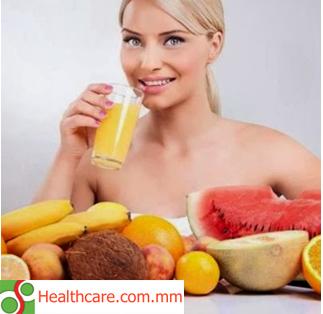 ပျိုမေများကျန်းမာရေးနှင့် ညီညွှတ်စေမဲ့ အစားအစာ (၁၀) မျိုး