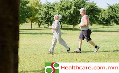 တစ်နေ့ကို ၂၅ မိနစ် လမ်းလျှောက်ခြင်းဟာ အသက် ၇ နှစ် ရှည်စေနိုင်