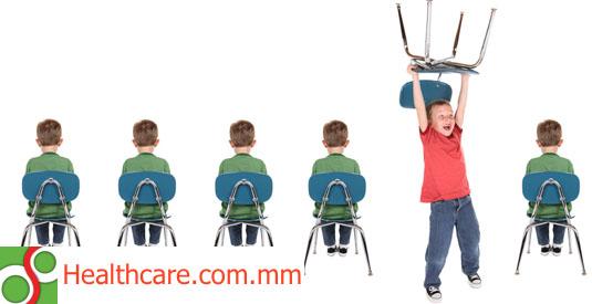 ADHD ကလေးများ မတော်တဆ ဒဏ်ရာရမှုအပေါ် ဆေးများ၏ သက်ရောက်မှု